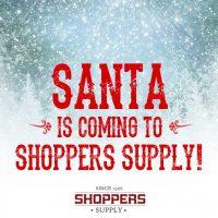 Santa at Shoppers in Arizona