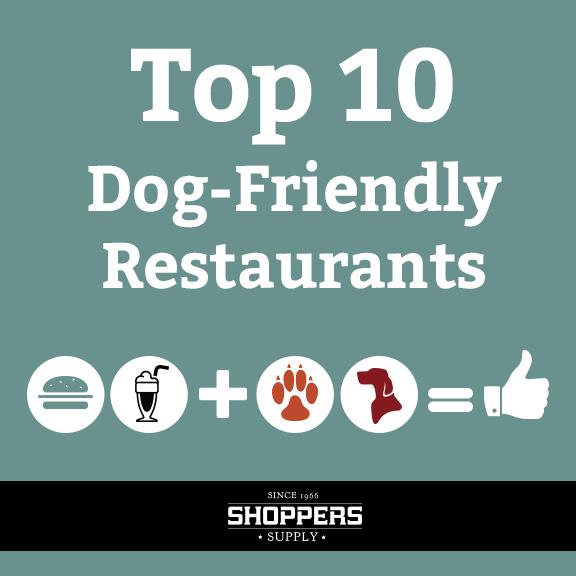 Top 10 Dog Friendly Restaurants in Arizona