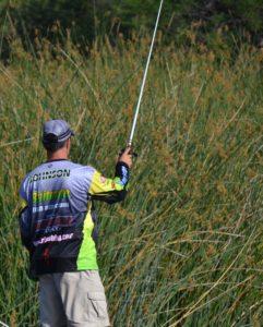 Ron Johnson, Professional Angler