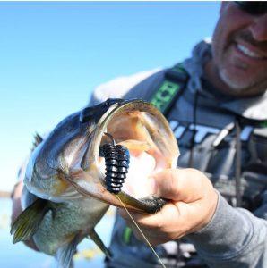 Ron Johnson fishing